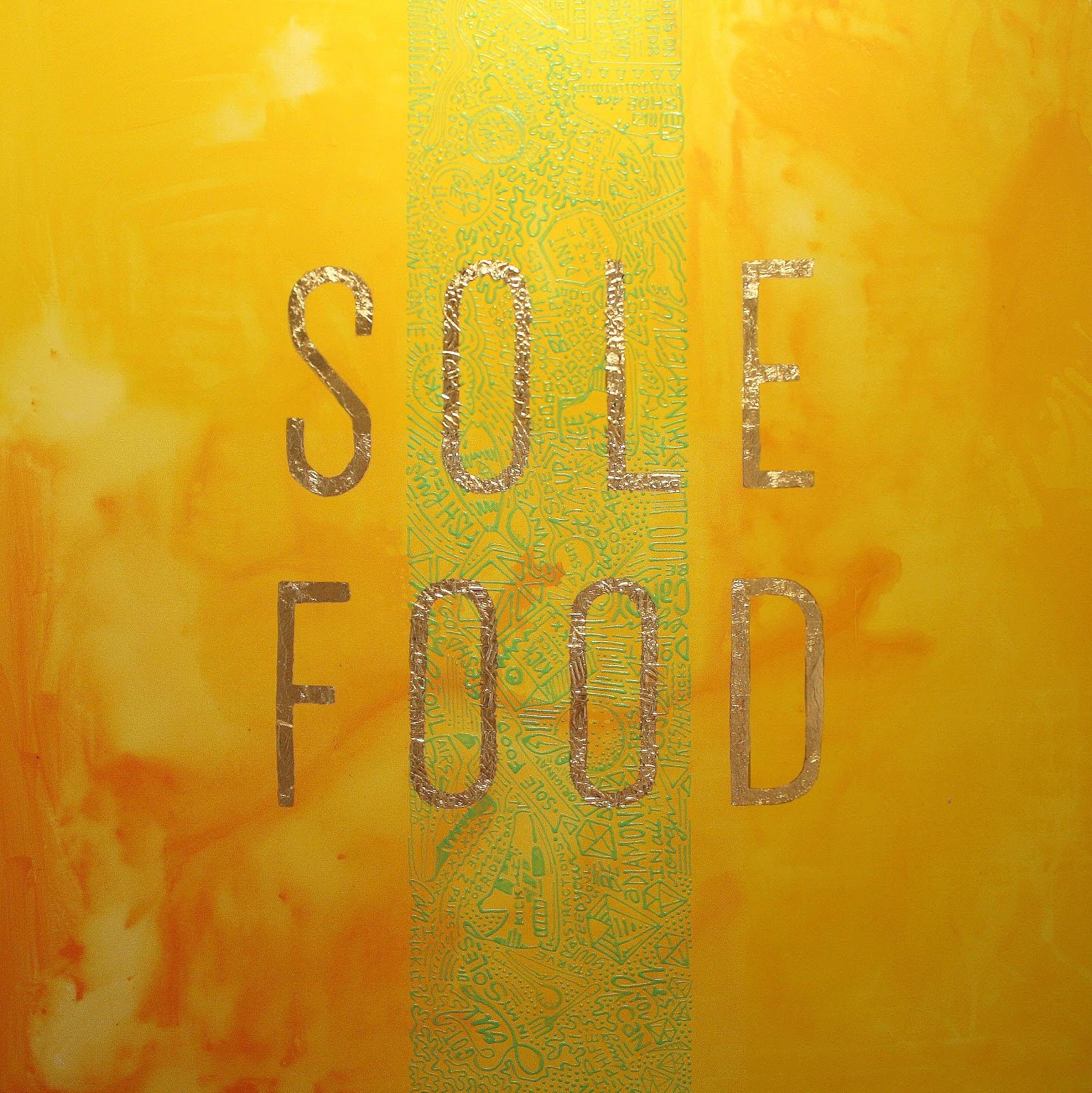 alt SHOEICIDE SERIES: SOLE FOOD