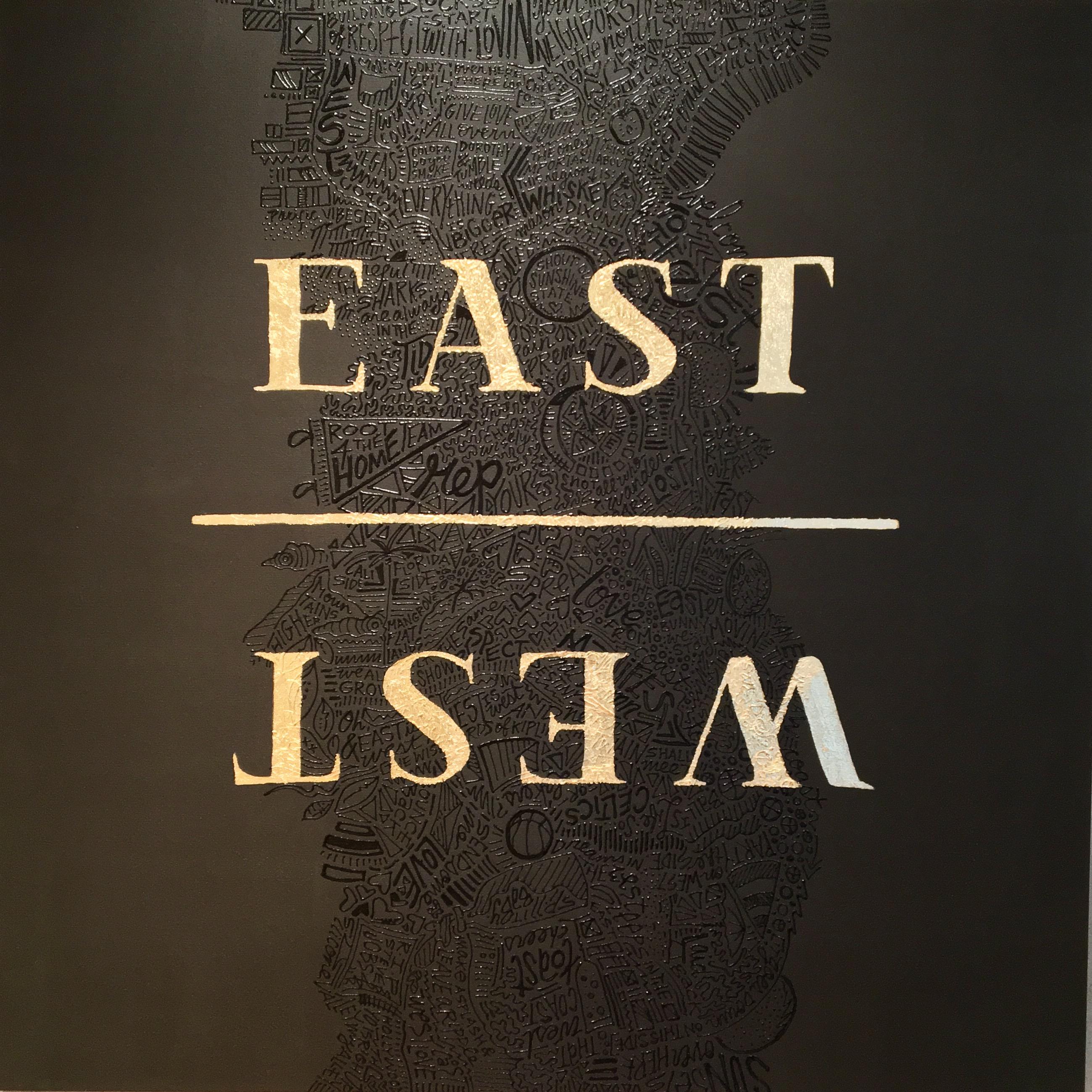 alt Over Series: EAST · WEST