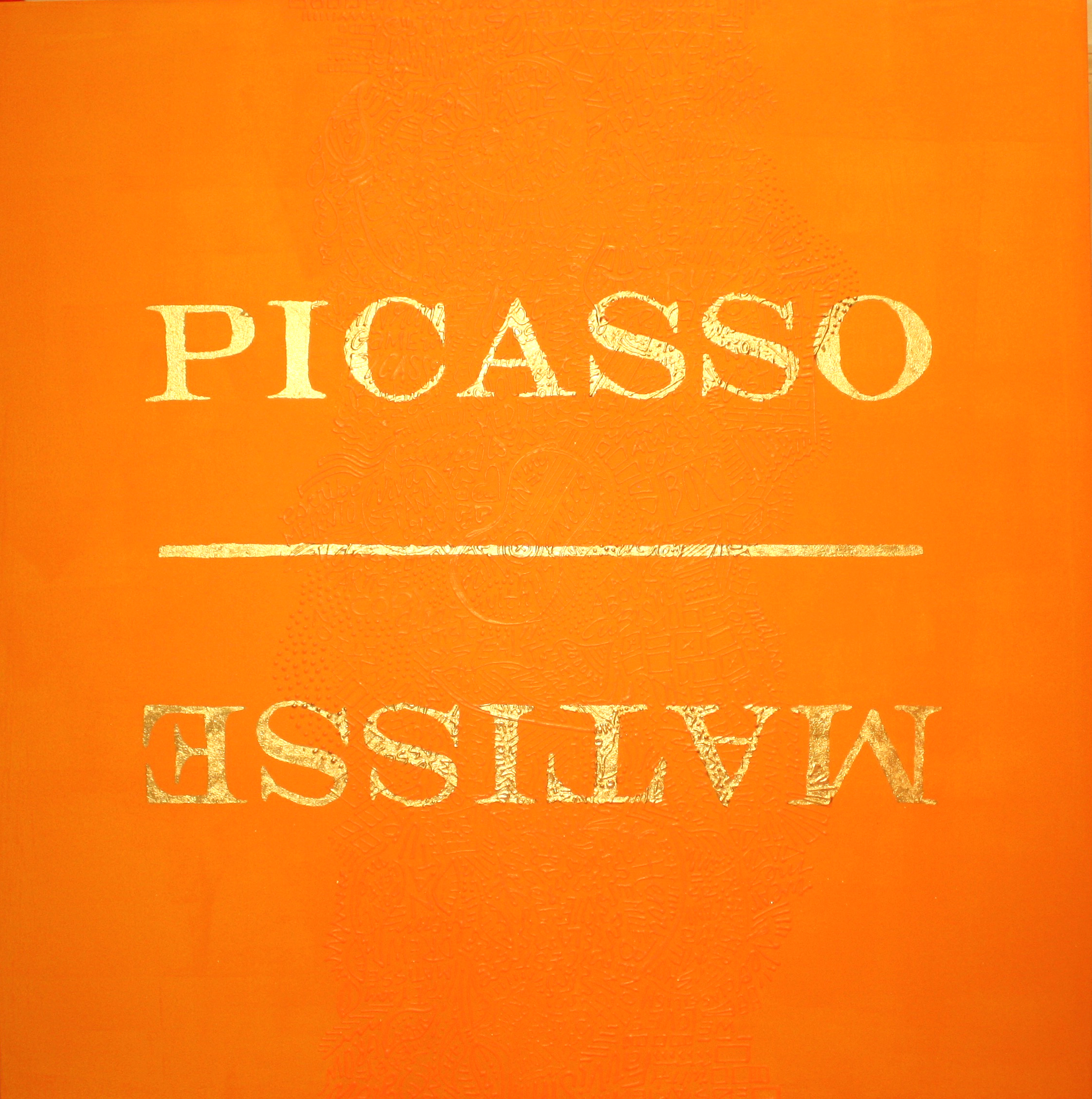 alt Over Series: PICASSO · MATISSE