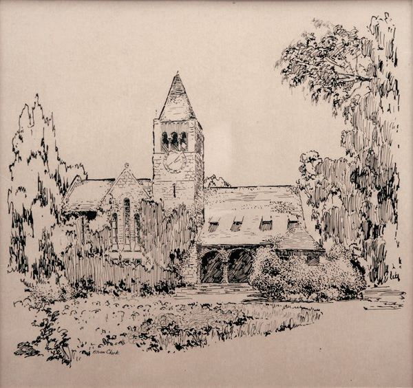 Stanford, Arts & Crafts Building