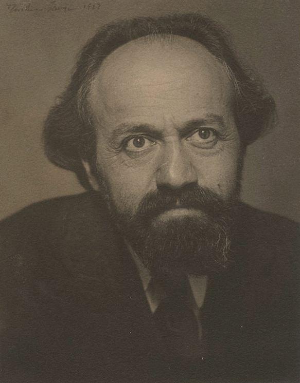 Ernest Bloch, 1927