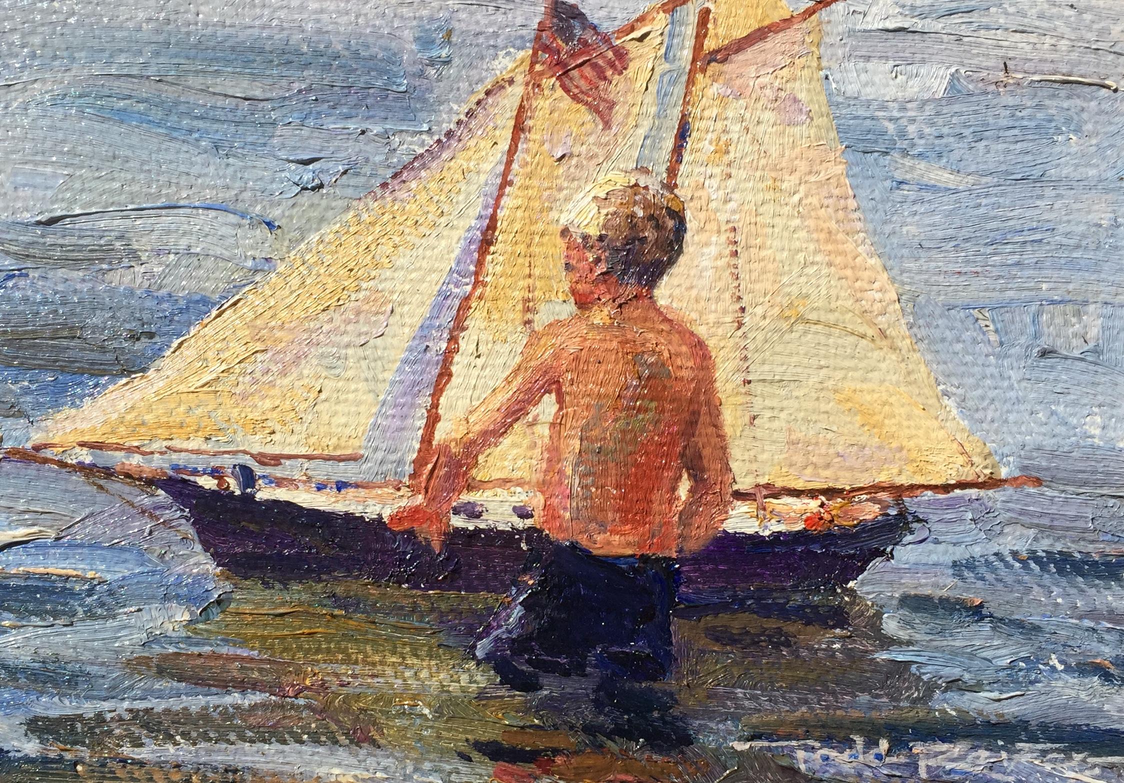 alt Pond Yacht
