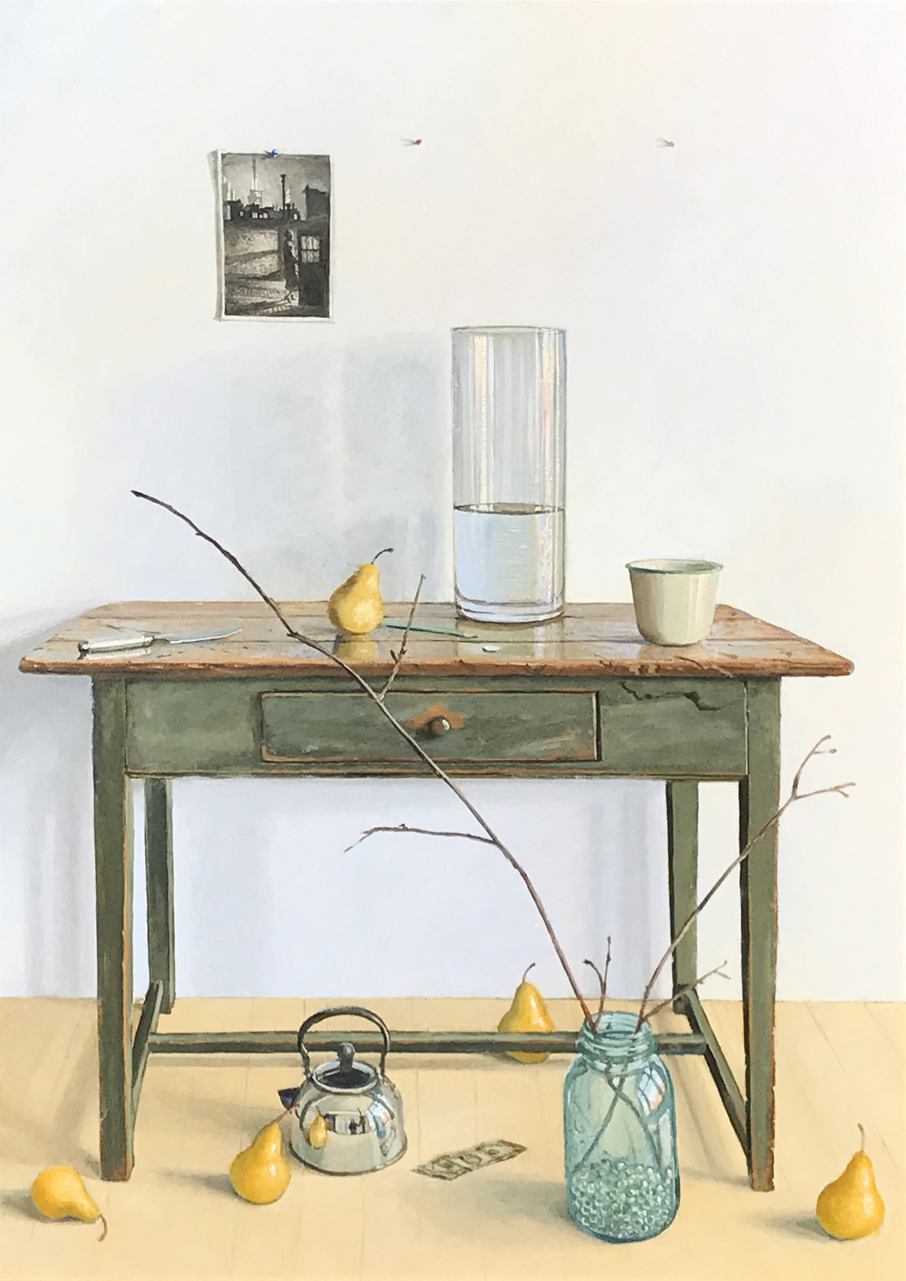 Deconstructed Table