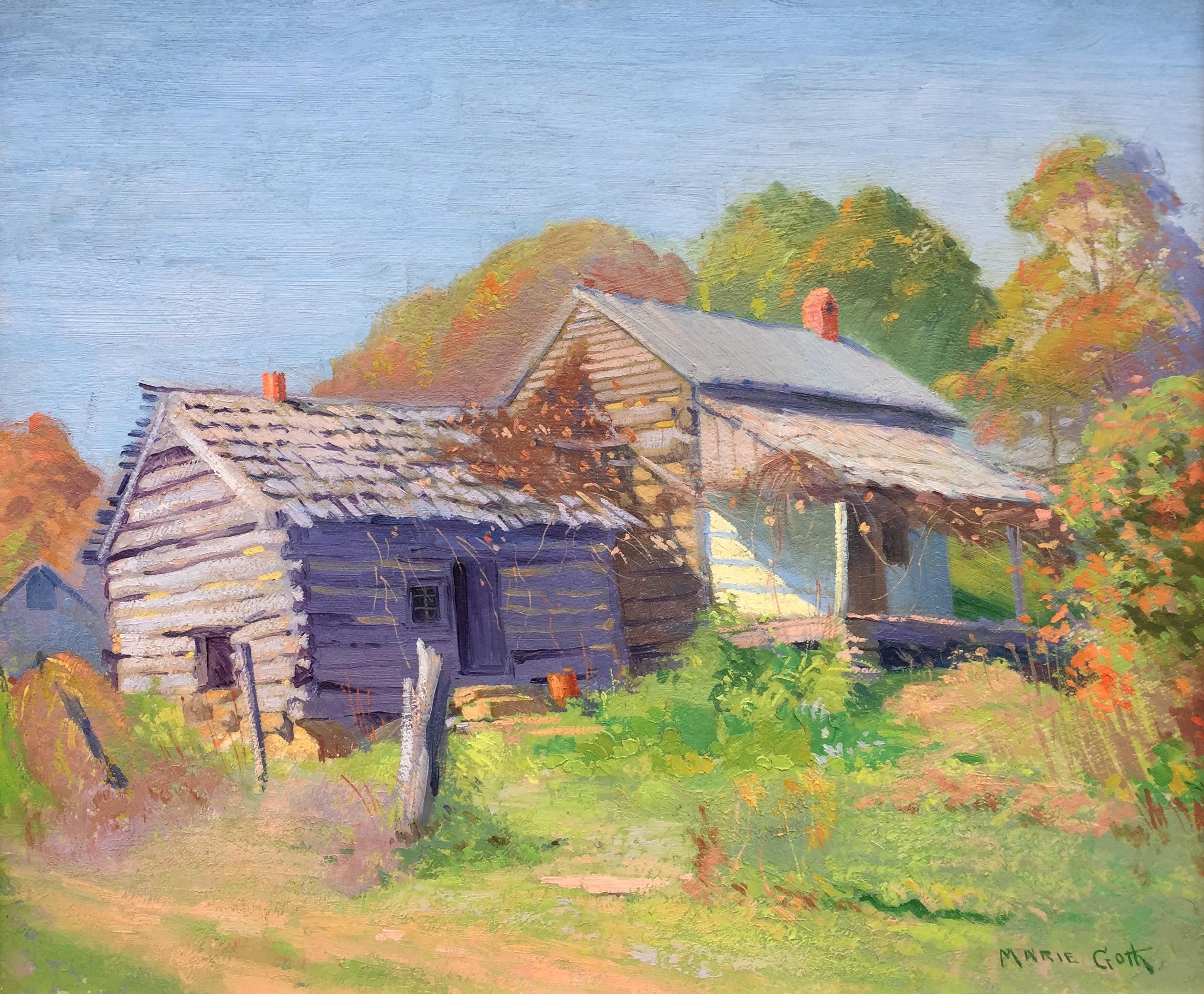 alt Grandma Barnes Cabin