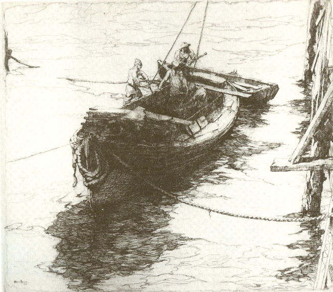 """Sardine Barge"""