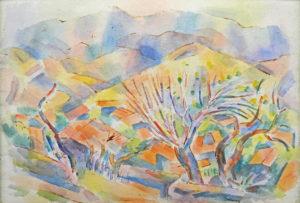 Dasburg,-Andrew---Arroyo-Secco-Mesa