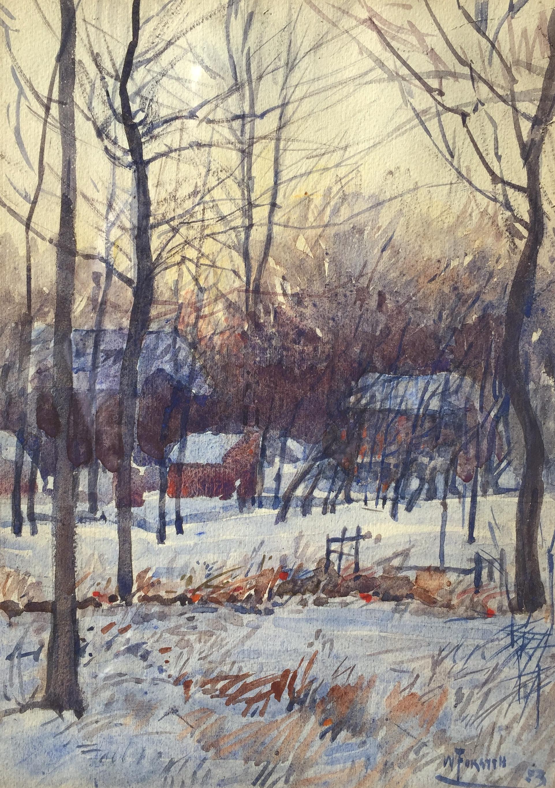 alt A Winter Evening