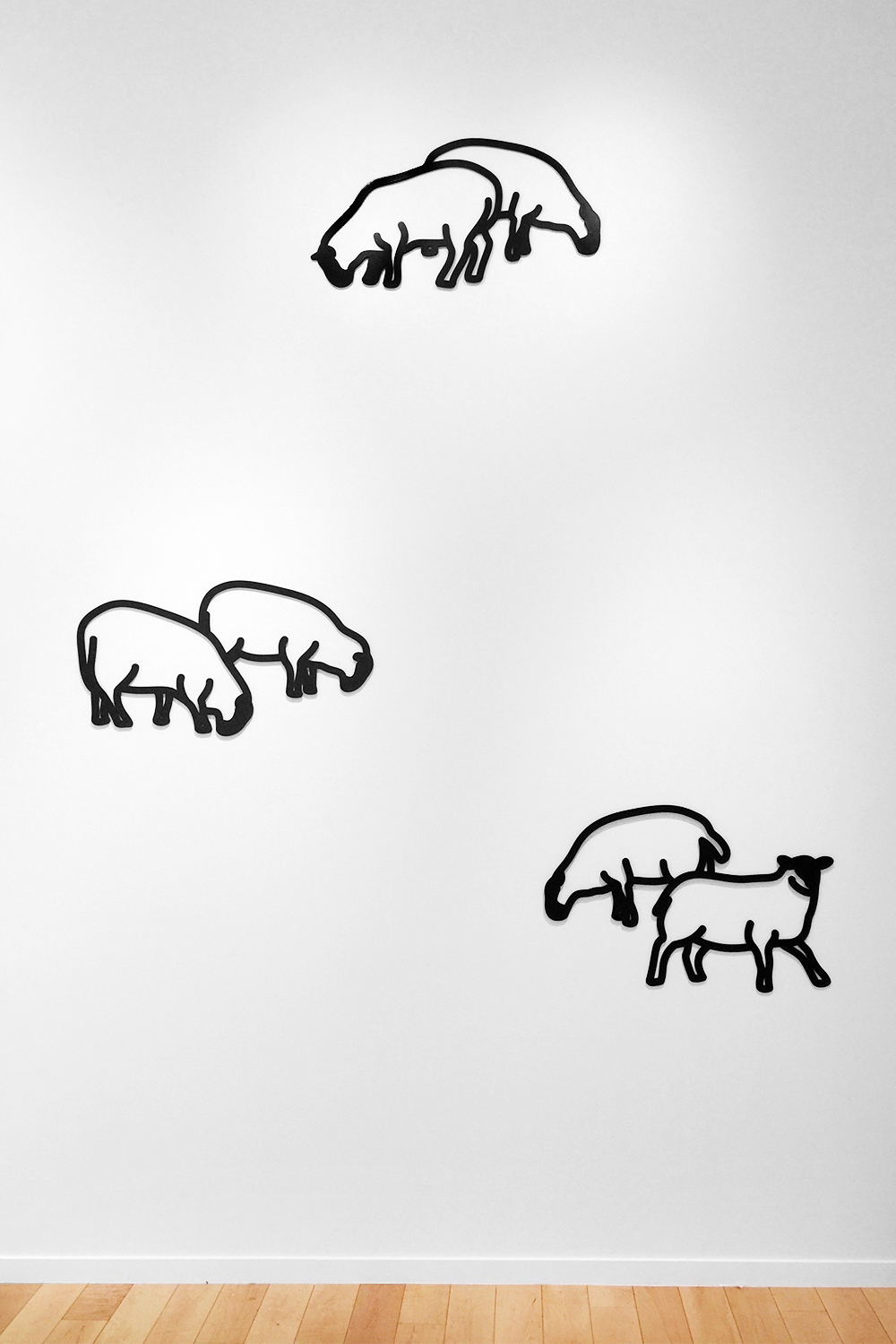 julian-opie-sheep-nature-1