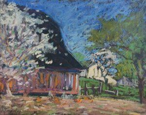 Baker- Spring:Barnyard-cropped