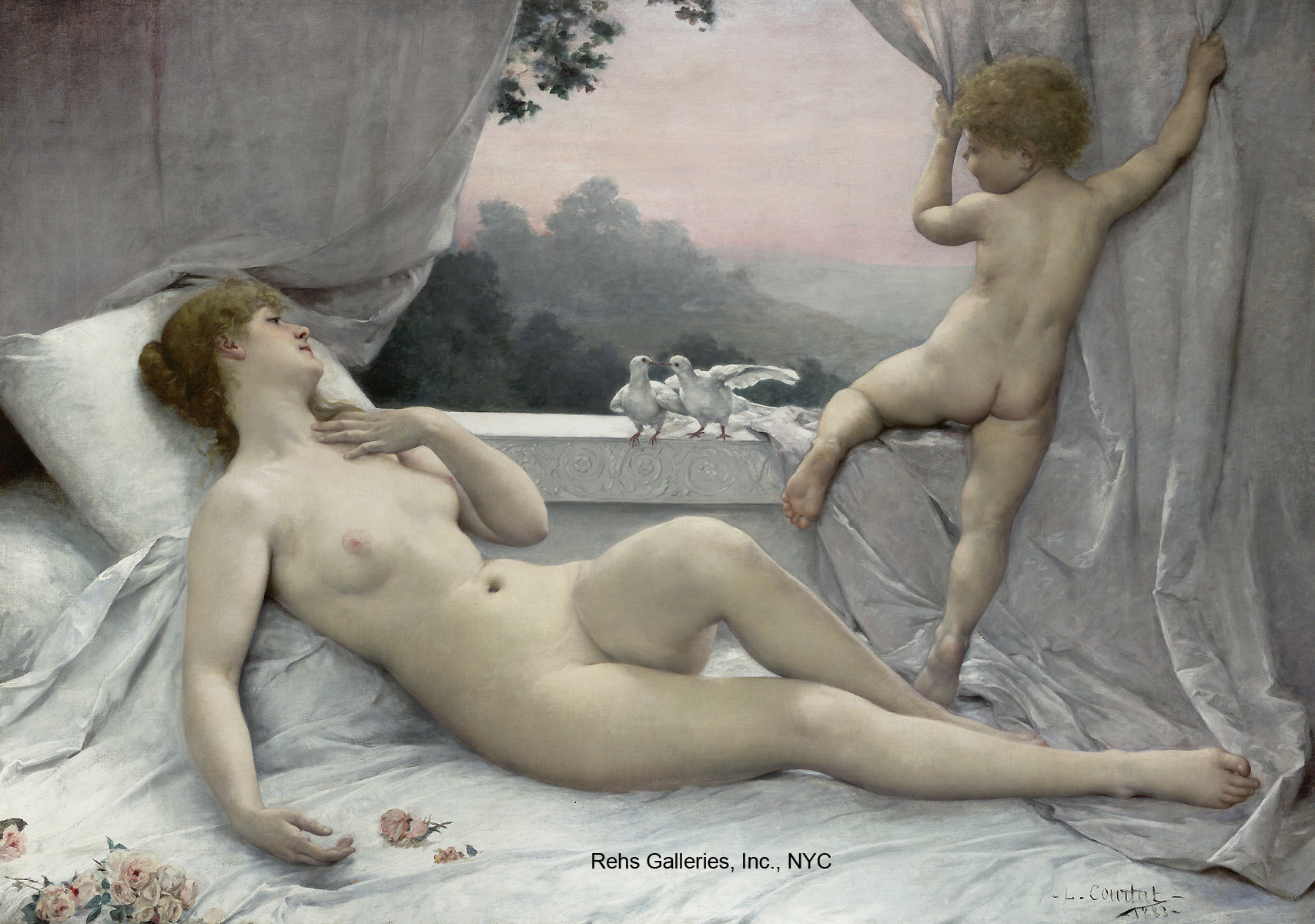 alt Le Réveil de Vénus (The Awakening of Venus)