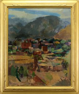 Nash Willard - View of Ranchos 1927