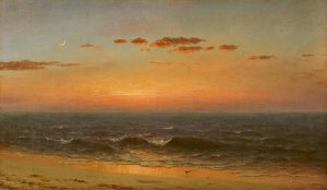 Gifford-Sunset, 1865