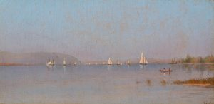 Silva-Boating on the Hudson
