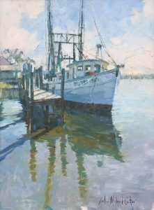 Carter-Shrimp Boat at Darien-cropped