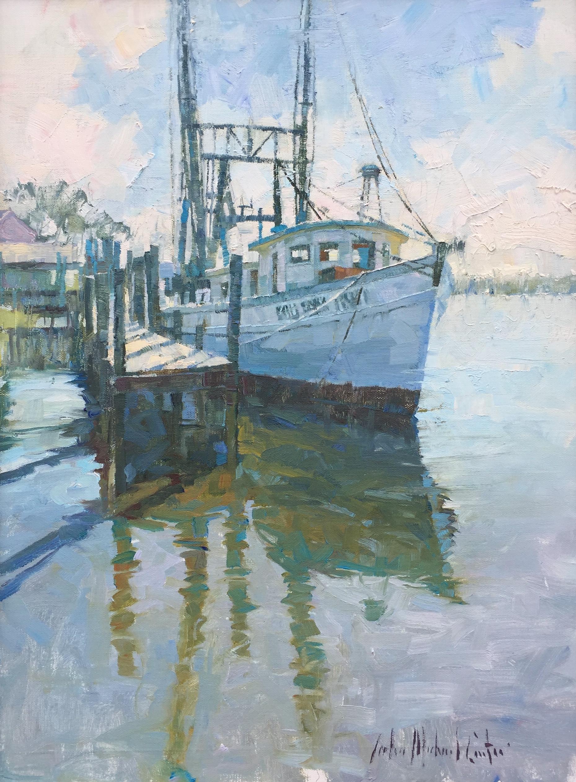 alt Shrimp Boat at Darien