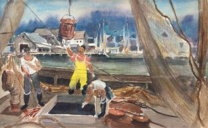 Davis, Harry-Gloucester Fishermen-cropped