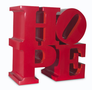 HOPE (Red/Orange)