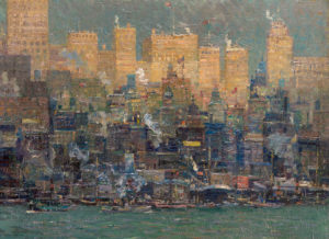 Albrecht-New York from the East River