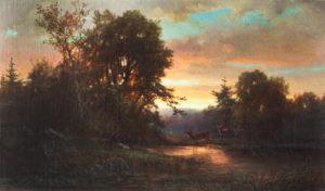 Hart-Wooded Landscape