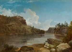 Johnson-Lake Mohonk, 1858