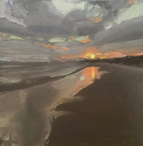17-1209 Sanibel Sunset #4 8x8
