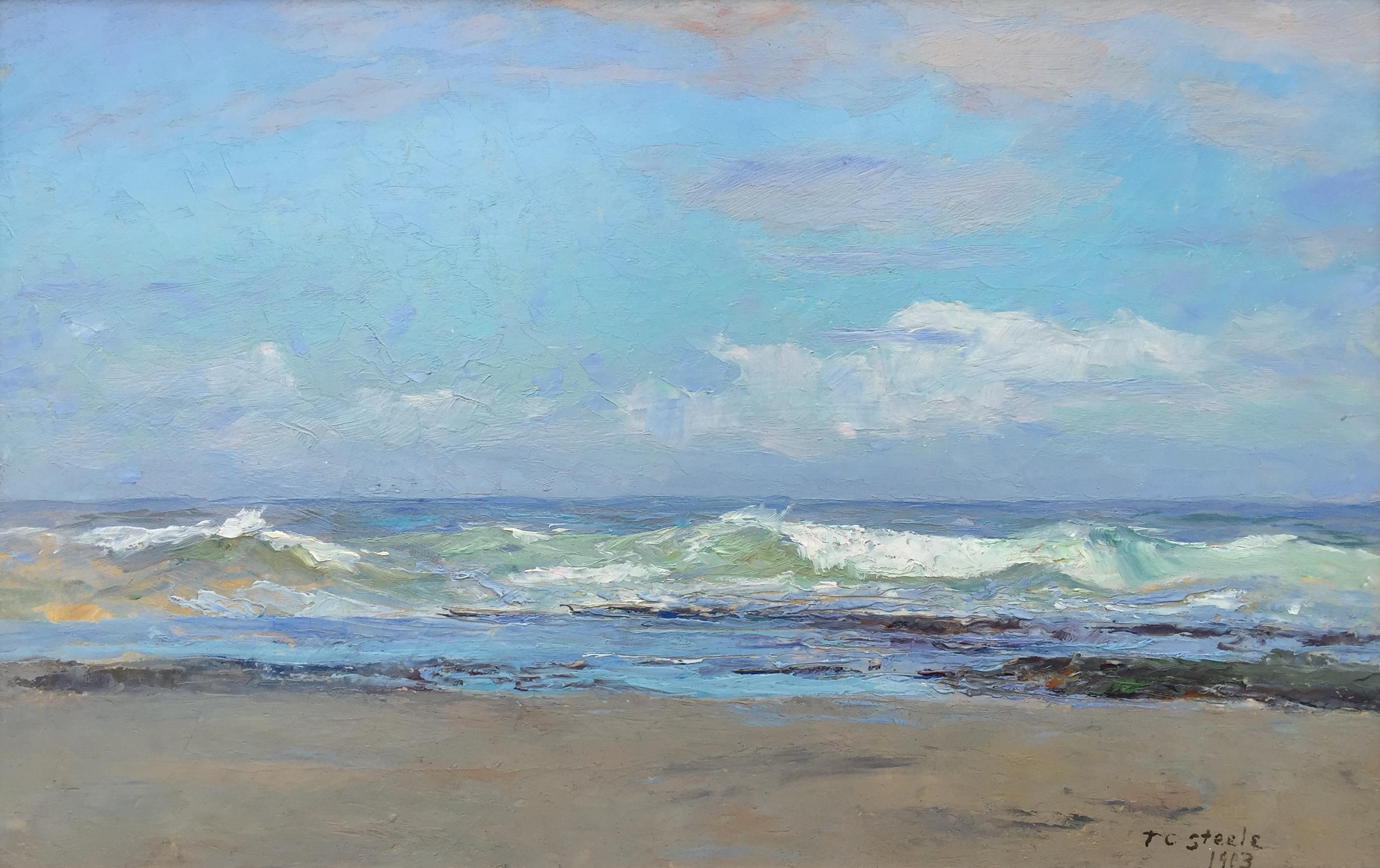 alt Oregon Coast, 1903