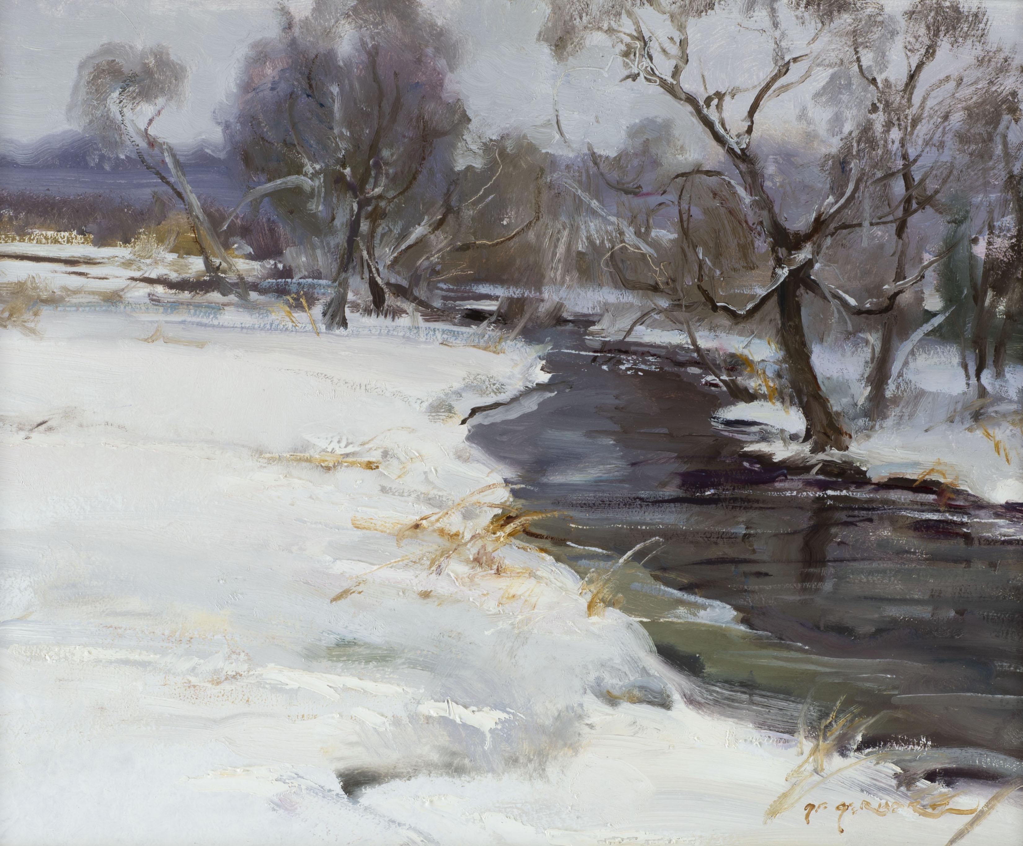 Winter's Final Blanket