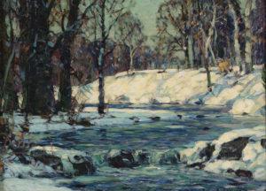 Carlson-Woodland Stream