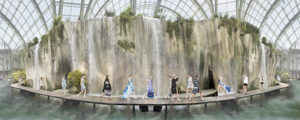 Chanel Arcadia, Spring/Summer, Paris 2017 C-print by fine art photographer Simon Procter C-print