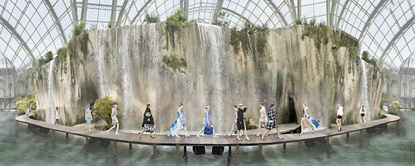 alt Chanel Arcadia, Spring/Summer, Paris 2017