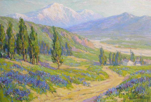 alt Springtime, San Gabriel Valley