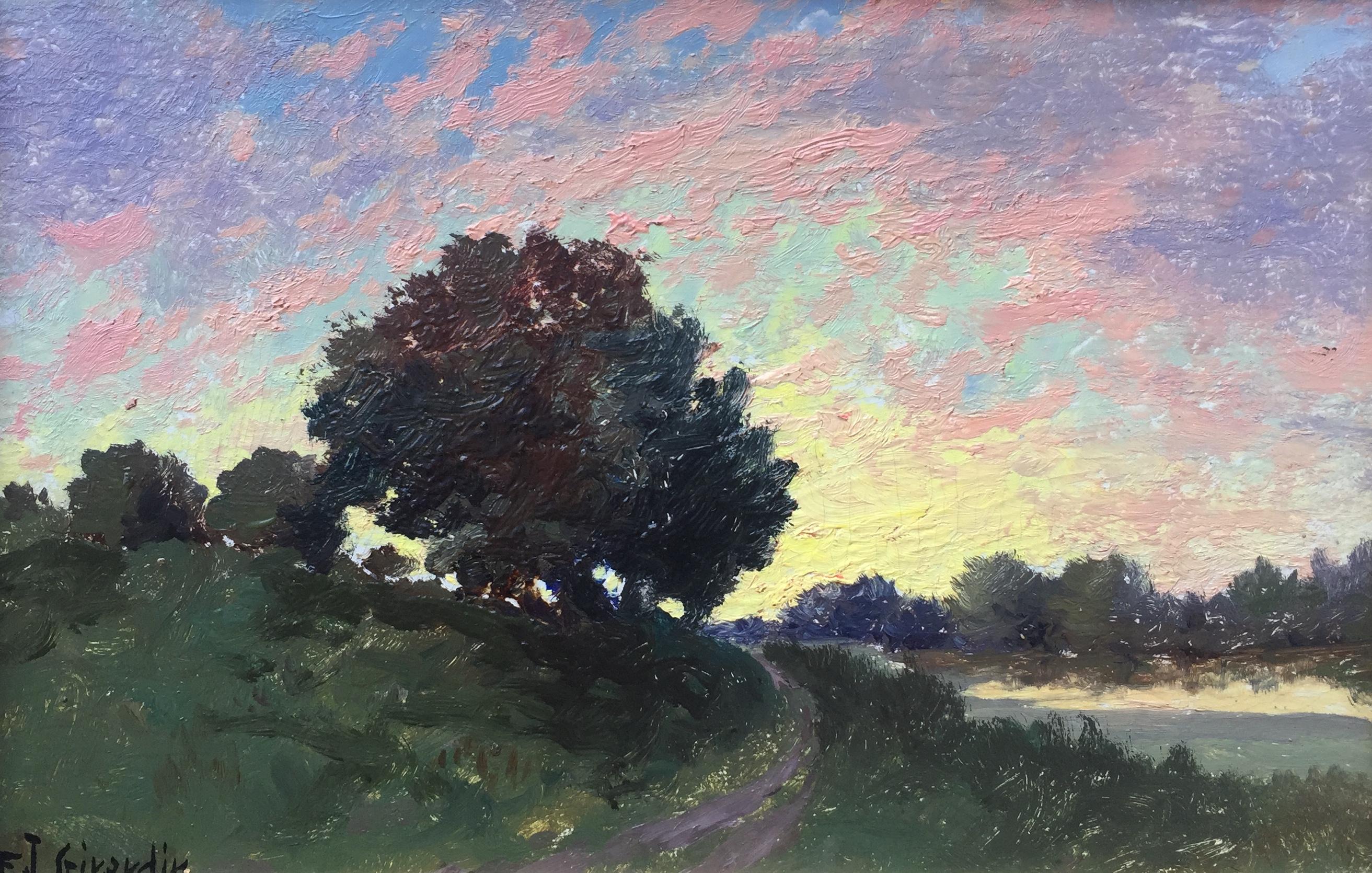 alt Summer Sunset, Indiana