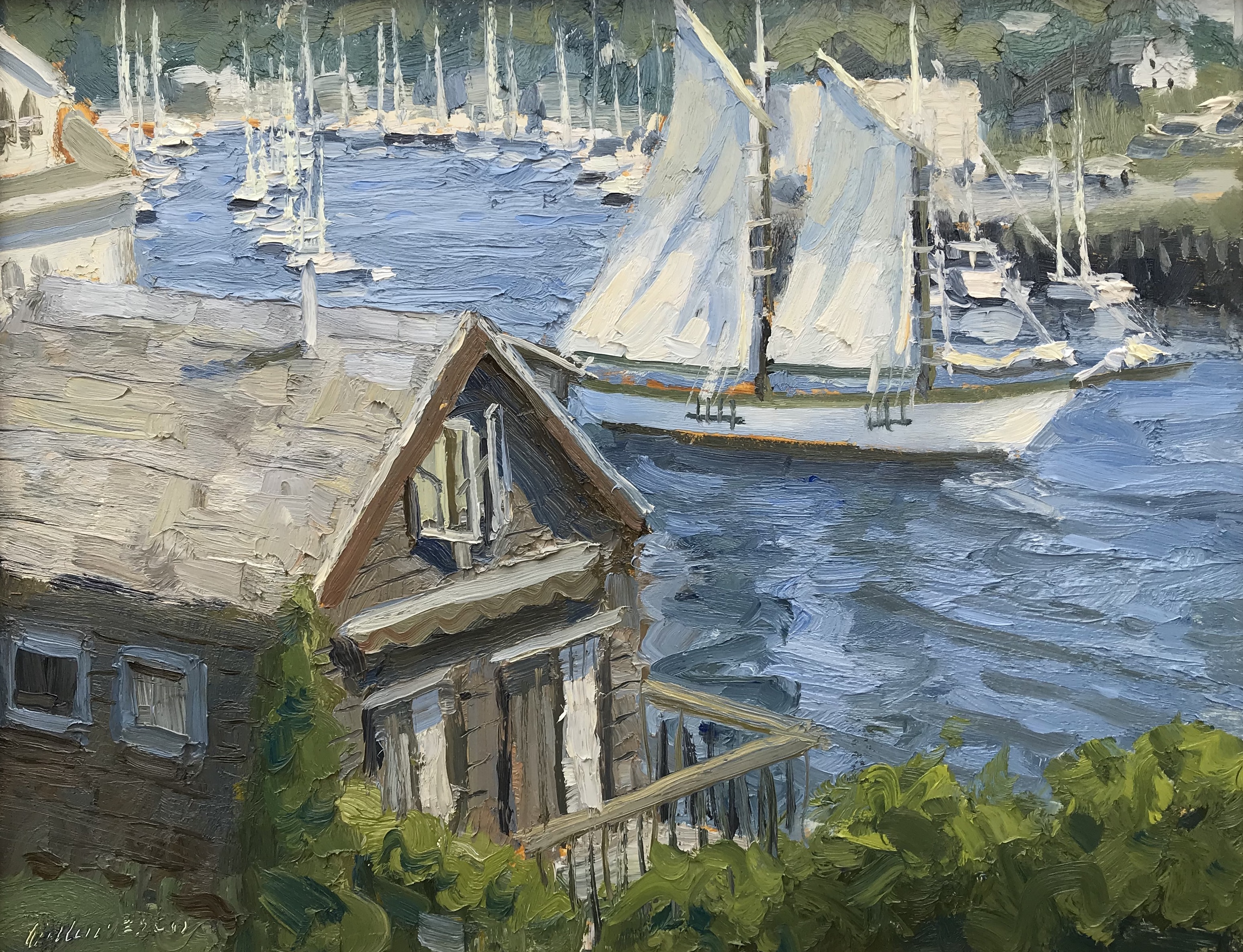 alt Camden Harbor