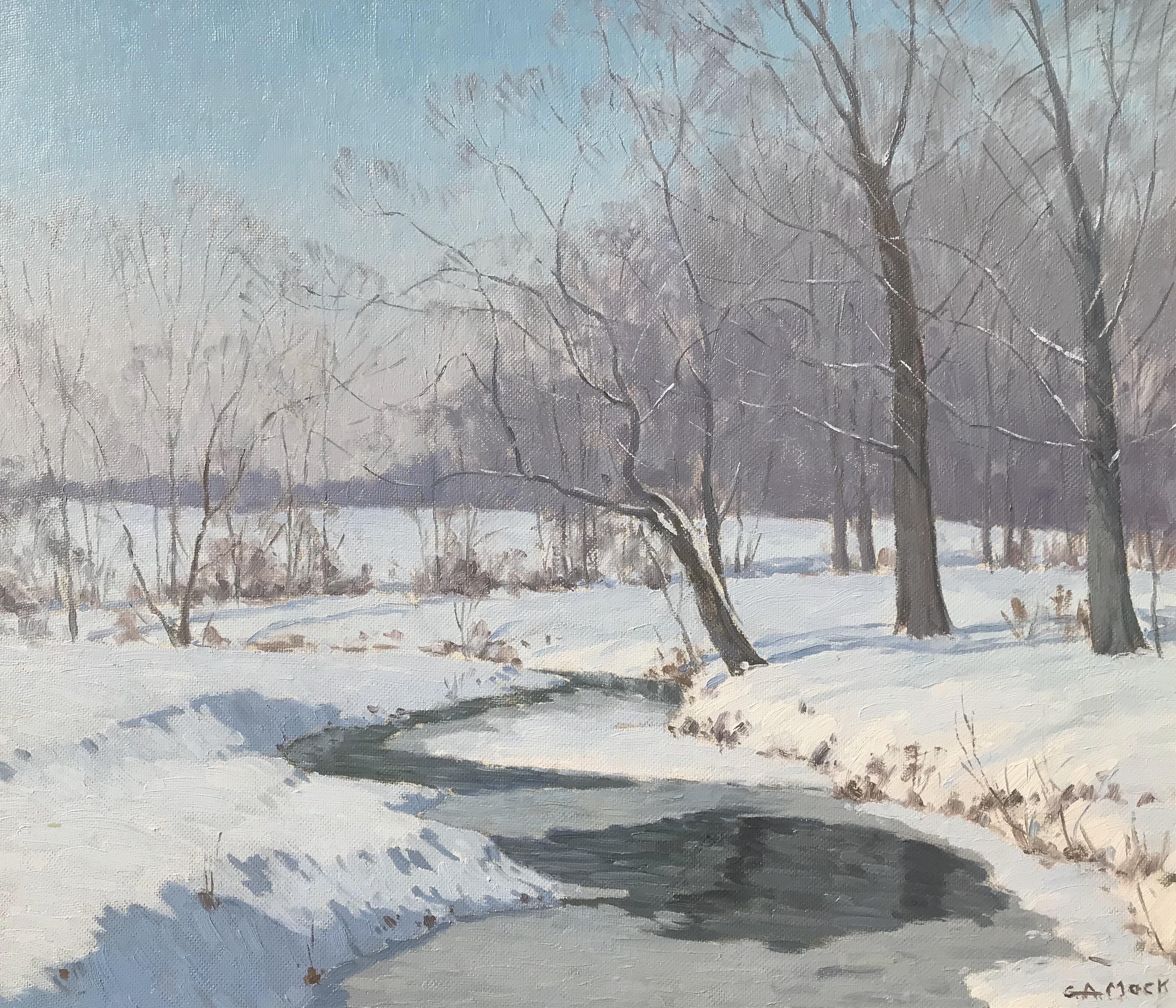 alt Creek in Winter