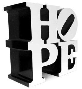 HOPE (White/Black)