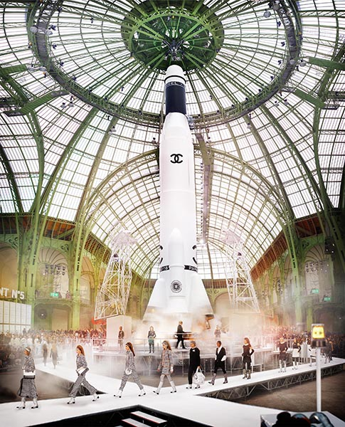 alt CHANEL, Rocket Colour (Featuring Bella Hadid