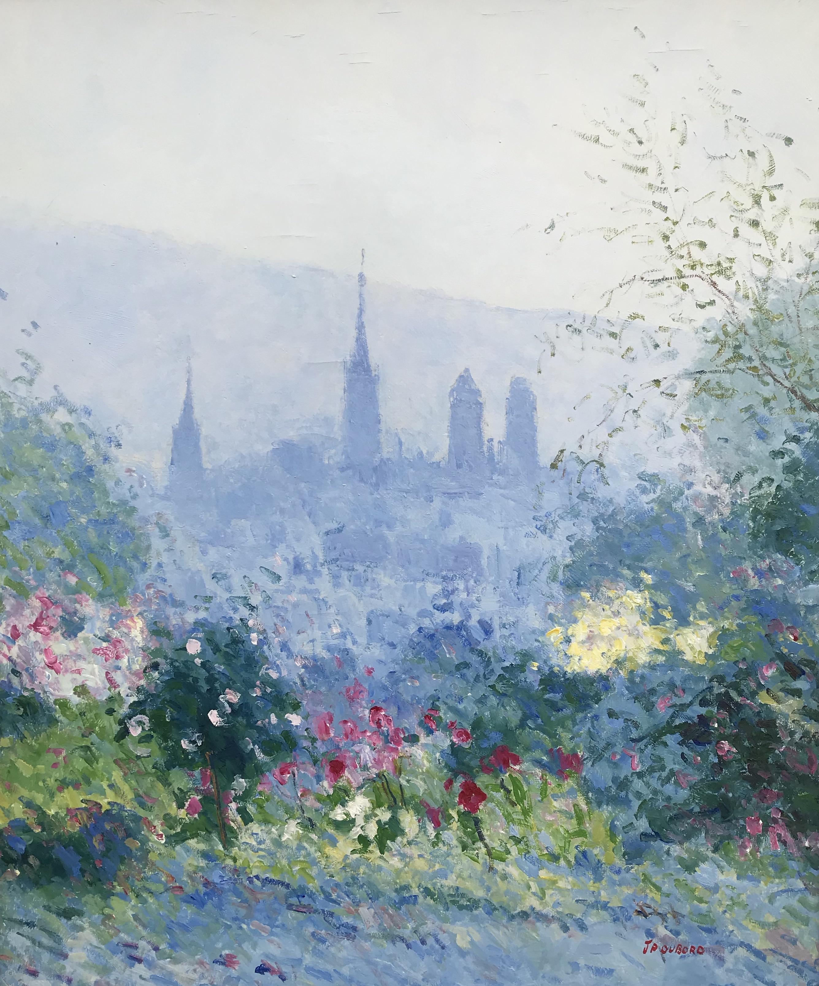 alt Rouen, le jardin sur les hauteurs