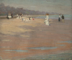 Fursman-Low Tide Near Etaples, ca. 1908