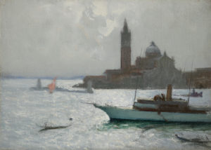 Hoffbaurer-The Lagoon, Venice