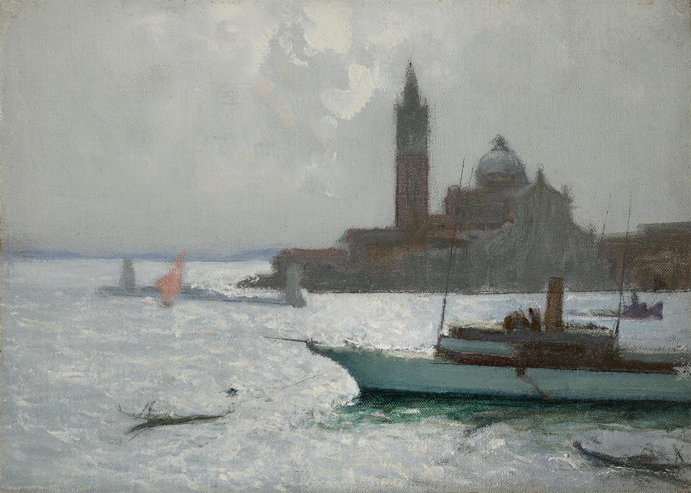 The Lagoon, Venice
