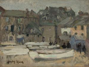 Lever-Cornwall, England, 1905