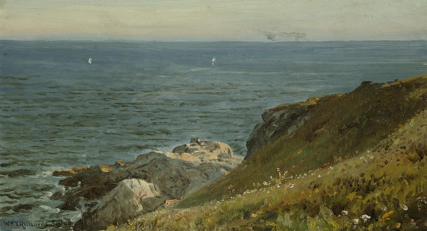 alt Conanicut Cliffs