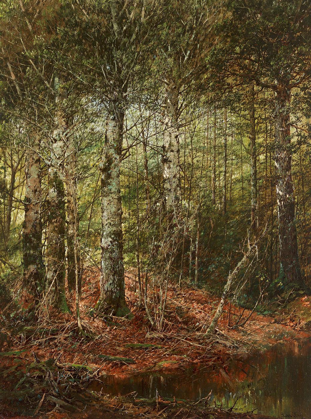 alt Forest Interior