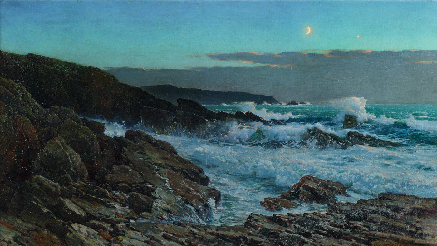 Waugh-Moonlight, 1893