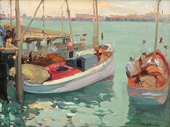 bischoff fishing boats san pedro