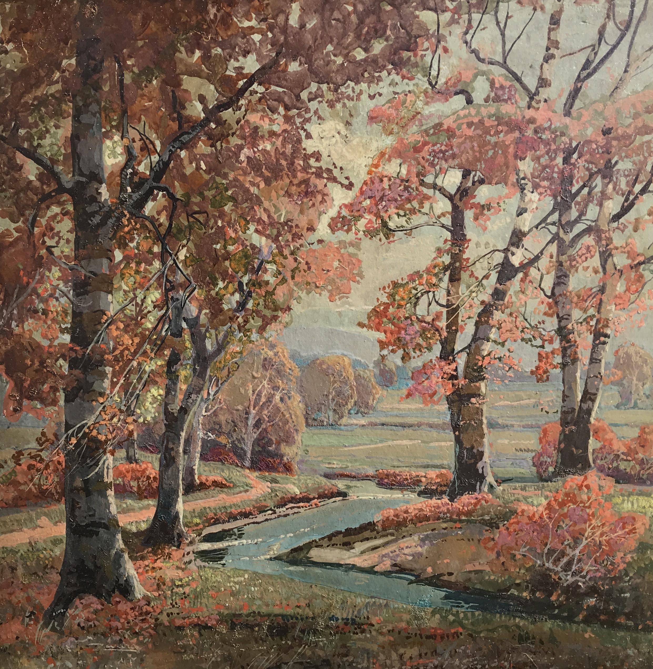 alt Stream in Autumn