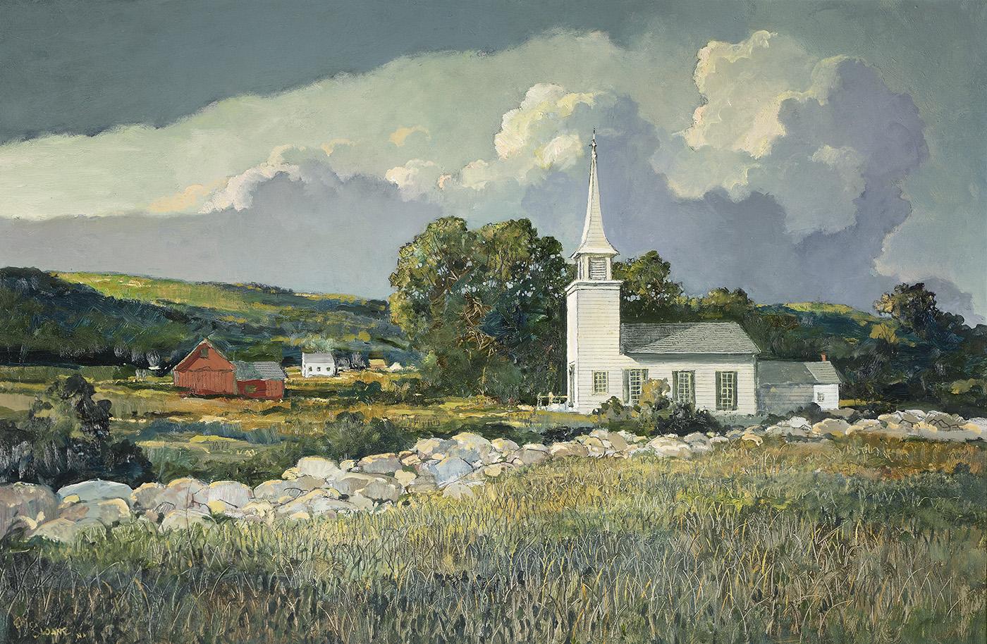 alt A Country Church