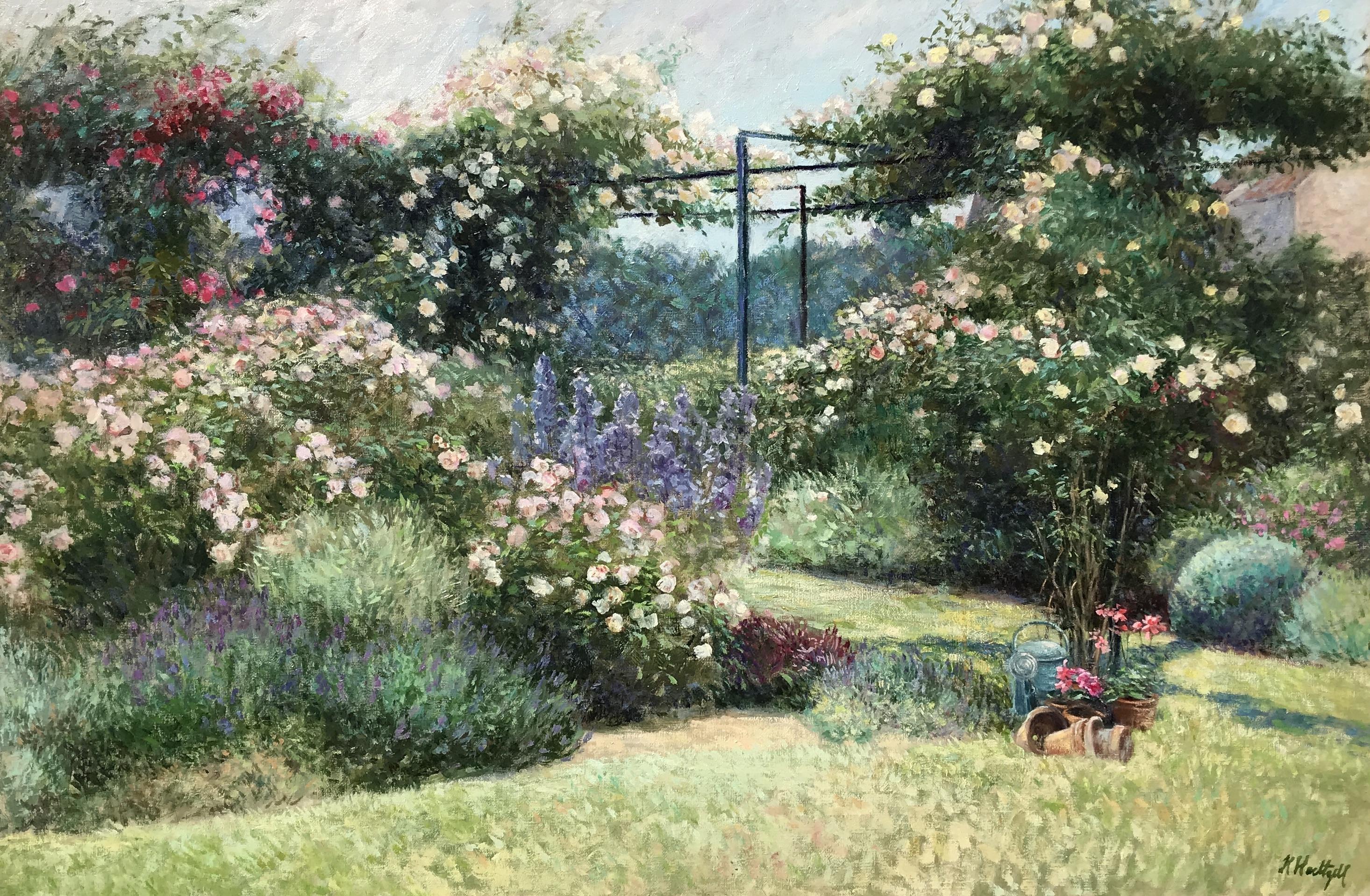 alt Antique Rose Garden, Paris