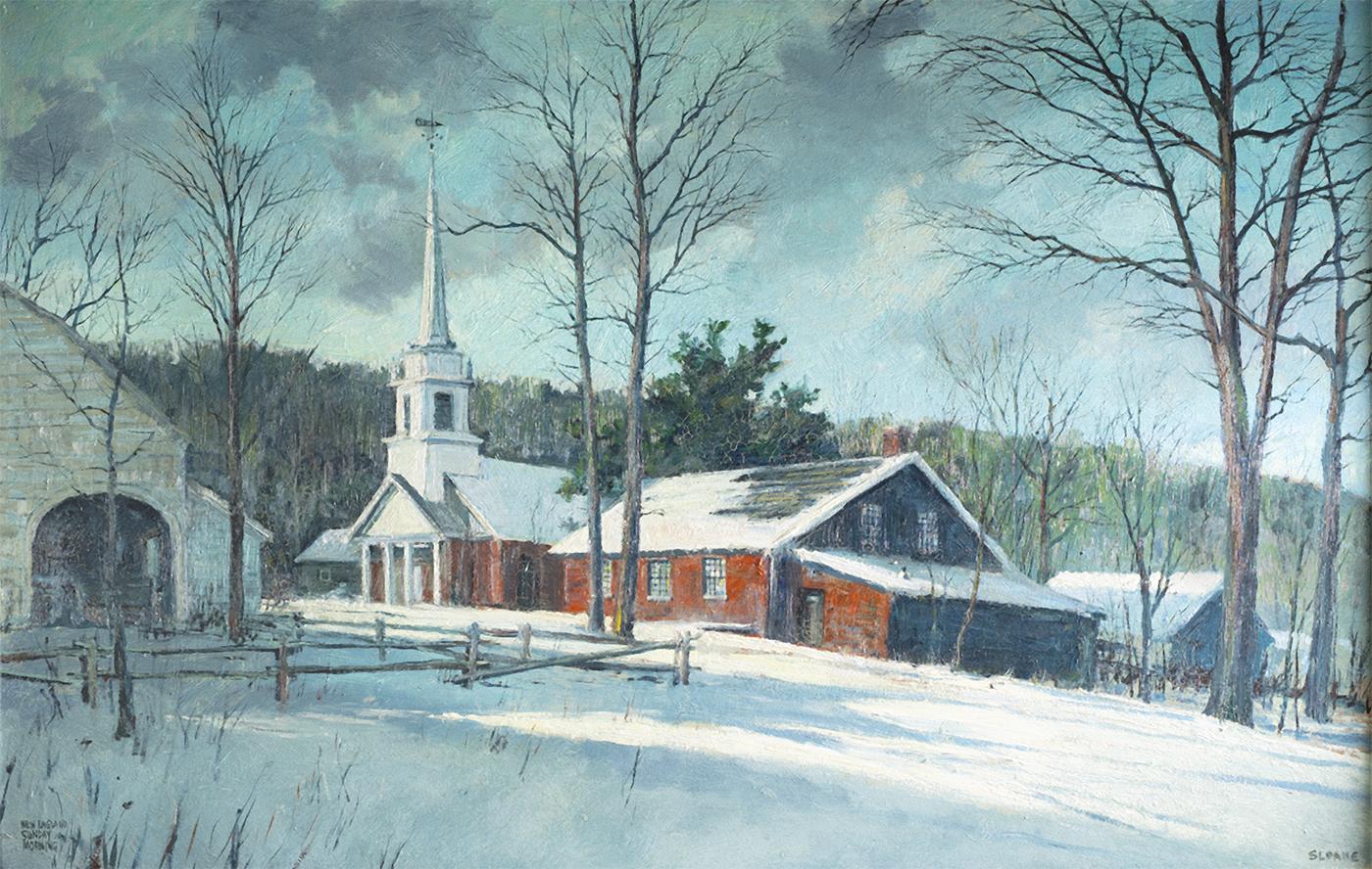 alt New England, Sunday Morning