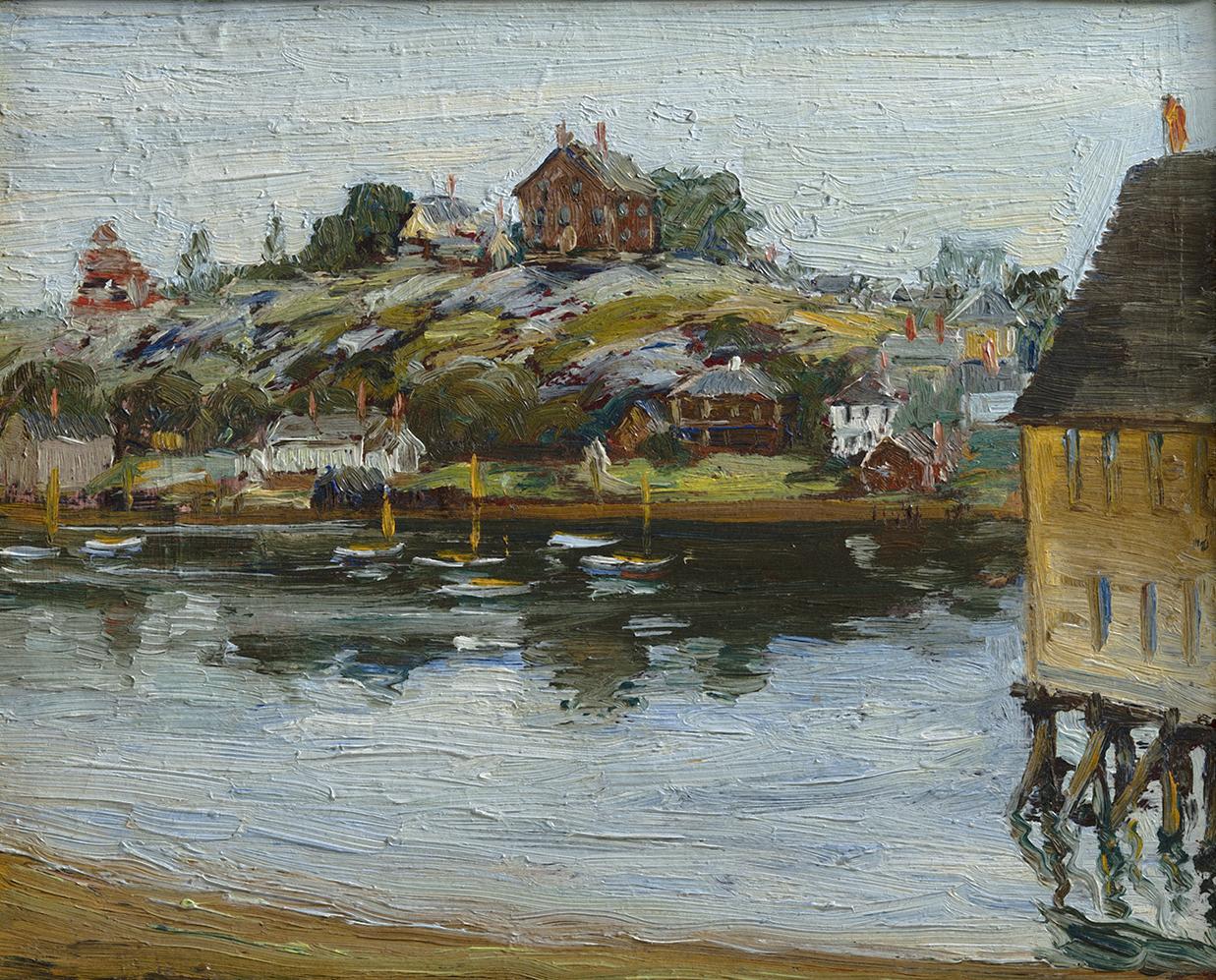 alt Gloucester Harbor